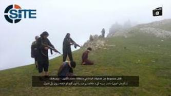 IS' Khorasan Province Releases Video on Attacks in Afghanistan, Pakistan