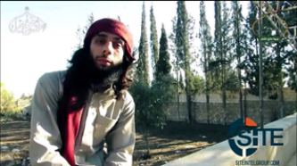 Jabhat Fateh al-Sham Releases Video Will of Suicide Bomber in Aleppo