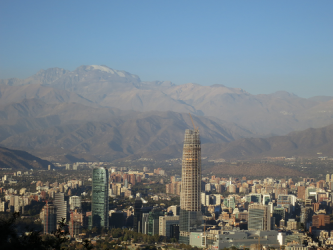 Activist Website Shares Claim of Incendiary Attack by FAI City of Santiago, Chile