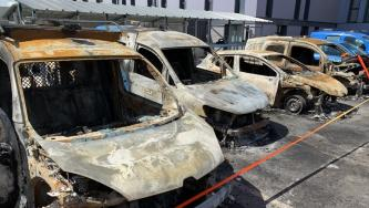 Activist Website Shares News of Vehicle Arsons Against Electricity Company in Nantes, France