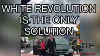 "Propaganda Video Calls for ""White Revolution"" Against Protesters, Police"