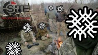 "Neo-Nazi Group Shares ""Greetings from Comrades"" in Ukrainian Armed Forces"