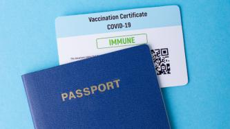 Violence Incited Following News of IBM, Moderna Vaccine Passport Announcement