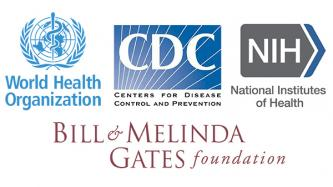 NIH, CDC, WHO, Other Organization's Account Information Posted Online