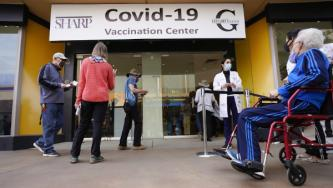 Destruction of COVID-19 Vaccination Sites Incited by Violent Far-Right Group