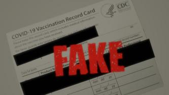 """How Easy is it"": Far Right Users Discuss Idea of Forging CDC COVID-19 Vaccination Cards"