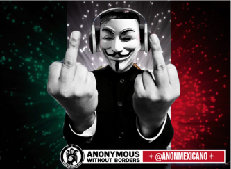 Anonymous Purportedly Releases Mexican Government Email Addresses and Passwords