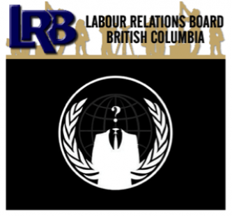 Anonymous Hacks Canada's Public Service Labour Relations and Employment Board