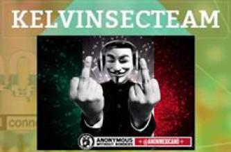 Anonymous Purportedly Releases Sensitive Information from Mexican Government