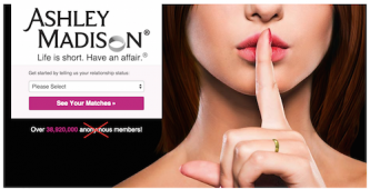 Data From AshleyMadison.com Hack Allegedly Released