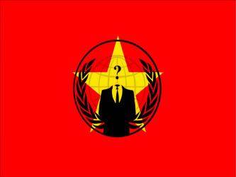 Anonymous Targets Multiple Vietnamese Government Websites in Protest Against Political Repression
