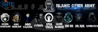 "Islamic Cyber Army Continues ""#AmericaUnderHacks"" Attacks, Threatens Coalition Countries"