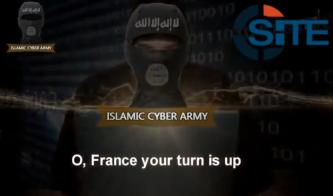 """#FranceUnderHacks"": Islamic Cyber Army Announces France as Next Target of Hacking Campaign"