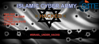 "Islamic Cyber Army Hackers Begin ""#IsraelUnderHacks"" Campaign, Falsely Claim Release of ""Information About Mossad"""