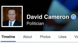"UK Prime Minister's Facebook Page Targeted with Mass ""Report"" Requests"
