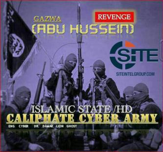 "Caliphate Cyber Army Releases Video Showing Cyber Attacks, U.S. Government Personnel Info for ""#AbuHussainRevenge"""