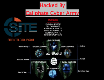 Caliphate Cyber Army Defaces U.S.-Based Small Business Websites