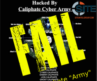 Pro-IS Hackers Deface Russian, Iranian Websites, Vigilante Hackers Respond with Mockery