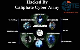 Pro-IS Hackers Deface U.S.-Based Websites