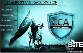 "Caliphate Cyber Army Defaces Websites, Threatens ""Economic"" Targets"