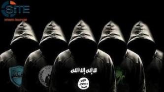 Pro-IS Telegram Channel Shares Picture Showing Unification of Hacking Groups Behind IS Banner