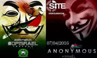 "Anonymous Circulates Israeli ""Target Lists"" for #OpIsrael Campaign"