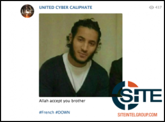 Pro-IS Hackers Celebrate Magnanville Stabbing, Forward Photo of Attacker