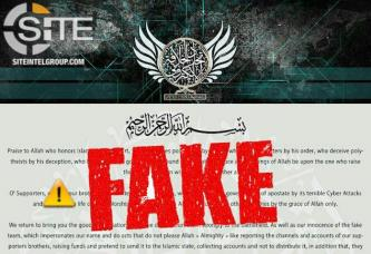 "Alternative Source Alleges UCC Statement to be ""Fake"""