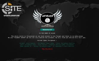 Hacking Subdivision of Pro-IS Military-focused Media Group Claims Taking Down Websites