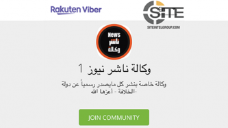 IS-linked Media Group Makes Foray onto Viber Messenger