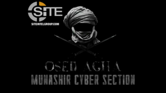 Munashir Cyber Section Claims Defacing Multiple Websites