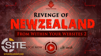 "CCS Boasts More Website Defacements in ""Revenge of New Zealand 2"" Video"