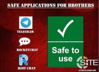 IS-aligned Group Warns Against Using Hoop Messenger, Recommends Other Encrypted Messaging Apps