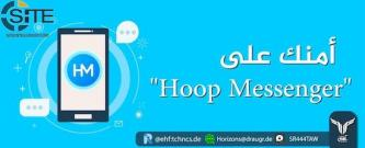 IS-linked Tech Group Publishes Technical Manual for Hoop Messenger
