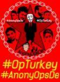 Anonymous Claims Disrupting Over 200 Turkish Police Websites