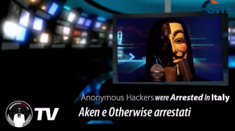 Anonymous Calls for Support for Arrested Italian Hackers