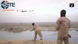 Unprecedented IS Video Shows Use of UAV Equipped with Explosives in Battlefield