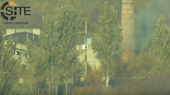 Anarchists Target Communications Tower in Ukraine in Memory of Fallen Comrade