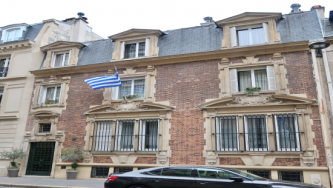 Anarchists in Greece Target Diplomat's SUV at Greek Embassy in Paris