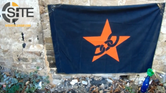 Ukrainian Anarchists Claim Attack on Police Station, in Memory of Fallen Comrade