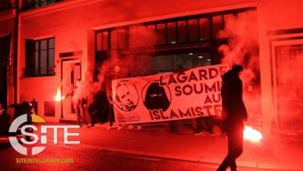 French Identitarian Group Fundraises Using Online Money Pot
