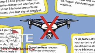 Anarchists Urge Taking Down Drones Used to Combat COVID-19
