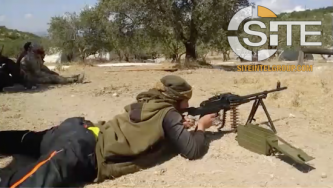 AQ-aligned Syrian Faction Issues Video Documenting Fighters Completing Training Camp