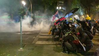 Anarchist-Antifa Collective Urges Far-Left Activists Arm & Train for Upcoming Portland Protest Following Washington, D.C. Riots