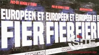 "International Far-Right Criticizes Prominent French Identitarian Group's Official Dissolution as ""Renewed Wave of Repression"""