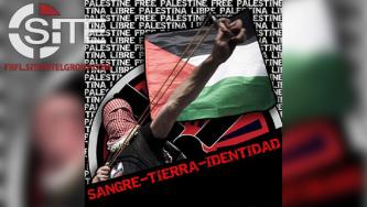 "Spanish Neo-Nazi Group Organizes ""Free Palestine"" Protest in Madrid"