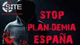 """Plandemic"" Demonstrations Organized Across Spain by COVID-19 Conspiracy Theory and Anti-Vaccine Group"