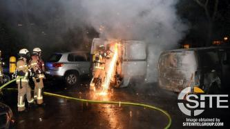 Anarchists in Berlin and Munich, Germany Claim Attacks Against Amazon-owned Vans