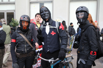 Anarchist Site Discusses Street Medics and Provides Advice