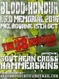 "Skinheads Announce ""Blood and Honour"" Memorial in Melbourne, Australia"